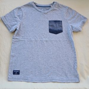 ⭐ 5 for $25 Guess Basic Pocket Tee S (8/10)